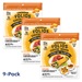 Folios Cheese Wraps - Cheddar 9-Pack Bundle - 79834140503-9Pack