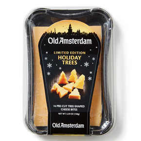 Old Amsterdam Holiday Trees Tray